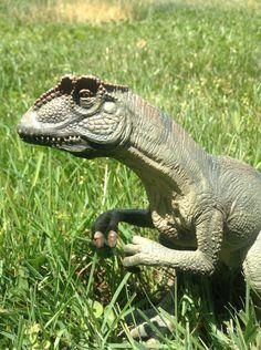 Schleich Allosaurus 2