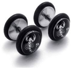 #CET Domain               #Everything ElseWholesale Lots                      #Stainless #Steel #Scorpion #Fake #Plugs #Earrings #Stainless #Steel #Scorpion #Fake #Plugs #Earrings-Color #Black                Stainless Steel Scorpion Fake Plugs Earrings Stainless Steel Scorpion Fake Plugs Earrings-Color Black                             http://www.snaproduct.com/product.aspx?PID=7861616