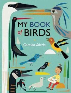 Geraldo Valerio is an artist who loves birds, from majestic golden eagles and snowy owls to brilliant cardinals and jays to the tiniest of hummingbirds. Here he presents his favorites, with beautiful