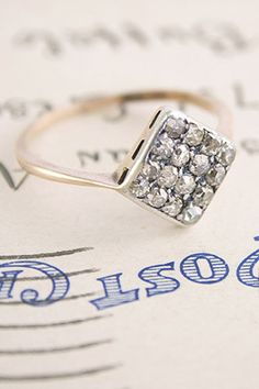 Erica Weiner art deco ring + 17 more we love