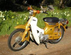 1971 Honda Cub 70cc