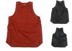 D9Reserve leatherette tanks available now www.houseoftreli.com