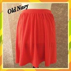 Old navy tulip skirt Lovely skirt never worn Old Navy Skirts