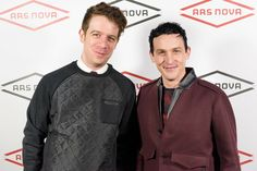 Robin Lord Taylor with husband Dickie