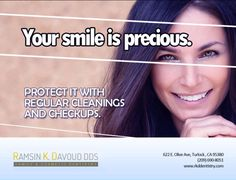 Let your inner beauty shine with a beautiful, healthy smile.