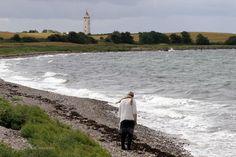 19-Sea and lighthouse
