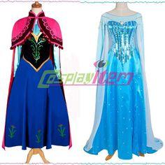 vestido frozen elsa original - Buscar con Google