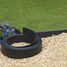 bordure de jardin noire originale