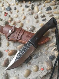 Very Sharp Handmade Hunting by VIKNIFE | Handmade