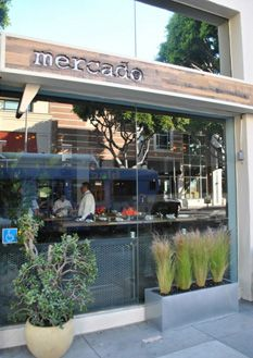Dine at Mercado for classic and contemporary Mexican food!