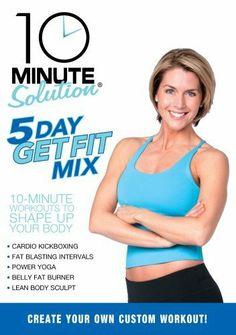 10 Minute Solution: 5 Day Get Fit Mix DVD ~ Amy Bento, http://www.amazon.com/dp/B002EWD0CC/ref=cm_sw_r_pi_dp_HRYhrb1GH58RT