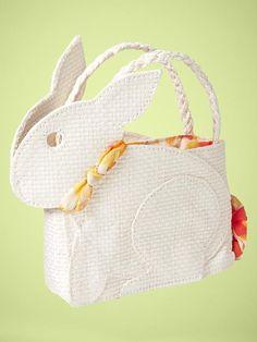 Easter bag- nice shape