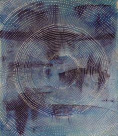 Cheron Tomkins - Homage to Rosalind Franklin, 2011  Paintings: Acrylics on Canvas
