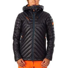 Mammut - Eigerjoch Advanced IN Hooded Down Jacket - Women's - Night Climbing Technique, Big Mountain, Black Puffer, Jackets Online, Hoods, Hooded Jacket, Jackets For Women, Model, Clothes