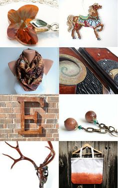 Red Clay by Lydia Bailey on Etsy--Pinned with TreasuryPin.com