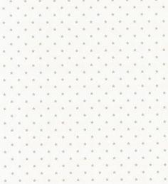 Papel pintado para bebes - infantil con estrellas grises - 40645