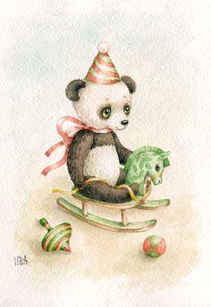 panda- Inga Izmaylova