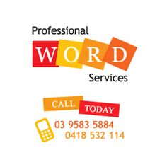 WebsiteL professional word services