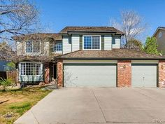 SOLD - Home for sale in Thornton, Colorado - Backs to golf course! Call Brad at 720.884.7359. Listed by High Rock Real Estate - 1% Listing Fee.