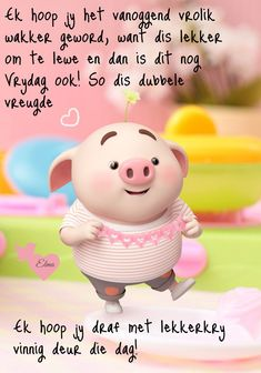 Lekker Dag, Goeie More, Afrikaans, Children, Kids, Van, Amanda, Quotes, Illustrations