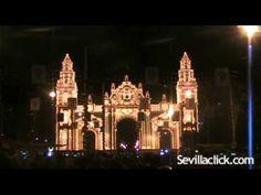 Alumbrao Feria de Sevilla 2015 - http://www.feriadeabrilsevilla.com/alumbrao-feria-de-sevilla-2015/