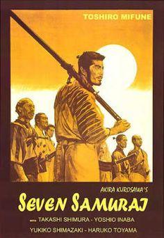 Watch Seven Samurai.