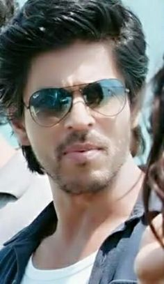 Shahrukh Khan in Don 2 Bollywood Stars, Shahrukh Khan, New Delhi, Don 2, Mumbai, Star Wars, Hair Shades, Madhuri Dixit, Film Industry