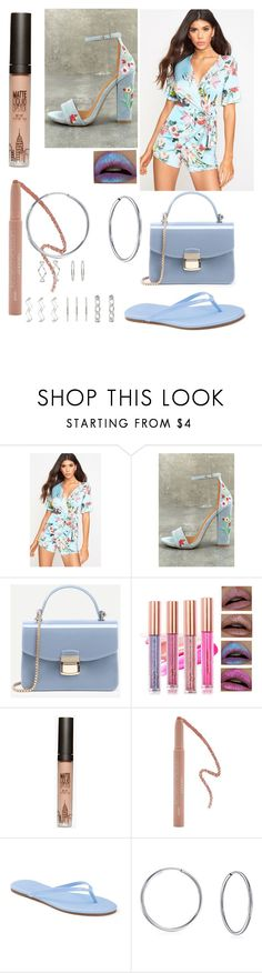 """""""With the Fishes"""" by lolita061 ❤ liked on Polyvore featuring Shoe Republic LA, New York & Company, Forever 21, LC Lauren Conrad and Bling Jewelry"""