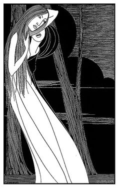 Out of the night a shadow passed (1928) Hannah Frank