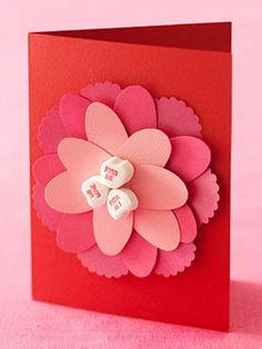 Valentine's Day Crafts - DIY Valentine's Day Gifts, 2014 Valentines Day crafts, Creative Crafts for 2014 Lovers Day   #2014 #Valentines #day #craft  #preschool www.loveitsomuch.com