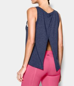 Love these tanks. Would like another one in black. Keeps you super cool. Women's UA Power Up Tank | Under Armour BE