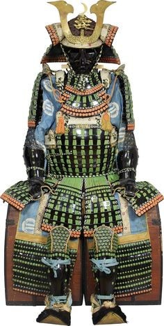 Samurai Weapons, Samurai Helmet, Helmet Armor, Samurai Armor, Japanese Outfits, Japanese Clothing, Geisha, Cherry Blossom Japan, Acid Art