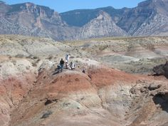 Morrison Formation - Wyoming