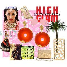 """High Glam"" by mymagnifico.com on Polyvore"