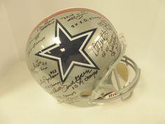 Dallas Cowboy Signed