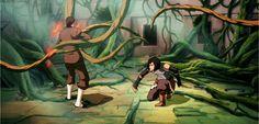 Legend of Korra: The Vines Strike Back