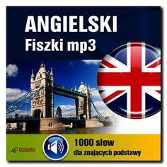 Angielski Fiszki mp3 1000 słówek dla znających podstawy - audiobook ebook książki books ebooks gazety prasa press pdf mp3 epub kindle mobi.