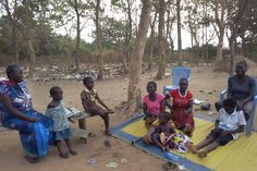 United Methodists in the Abuja district are helping those escaping the Boko Haram war in northern Nigeria.