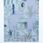 """Nabob"" by Nancy B. Westfall, 15"" by 20"" acrylic on board, $128   Gregg Irby Fine Art"