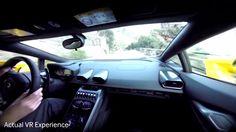 Lamborghini Adopt Samsung's Gear VR To Highlight Supercar Driving Experiences At The Geneva Motor Show