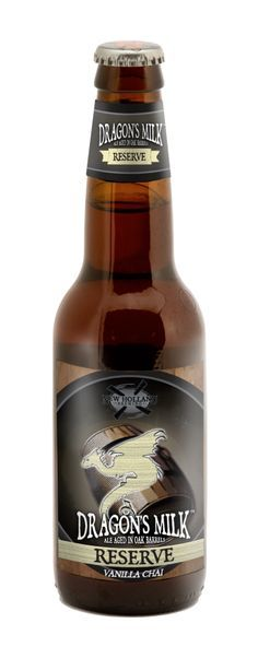 New Holland Brewing Releases Dragon's Milk Reserve Vanilla Chai #craftbeer #beer