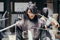 Lee Joon Gi: The Hottest, Most Handsome And Talented South Korean Actor And Entertainer: The Masterpiece Moon Lovers: Scarlet Heart Ryeo - Wang So And His Elegant Wardrobe Lee Joongi, Lee Jun Ki, Scarlet Heart Ryeo Wallpaper, Arang And The Magistrate, Wang So, Weightlifting Fairy Kim Bok Joo, Sung Kyung, Sword Fight, How To Look Handsome