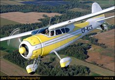 Cessna 195. What a beautiful aircraft. Cool planes pics