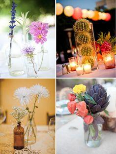 Unique Wedding Centerpieces 2, wedding flowers ideas and trends decor