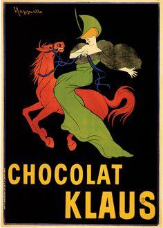 Leonetto Cappiello, Chocolat Klaus