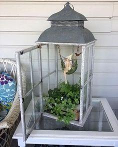 Criando um jardim cheio de fantasia, dicas para enfeitar o verde