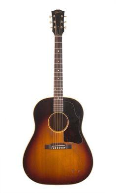 Vintage Gibson J-45
