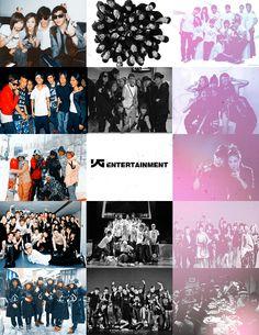 YG FAMILY♥