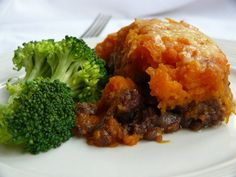 Springbok and Butternut Cottage pie Venison Recipes, Cottage Pie, Yummy Food, Beef, Healthy, Meat, Sheppard Pie, Delicious Food, Health