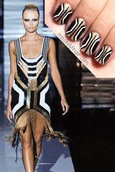 MANICURE MUSE: Gucci Spring '12